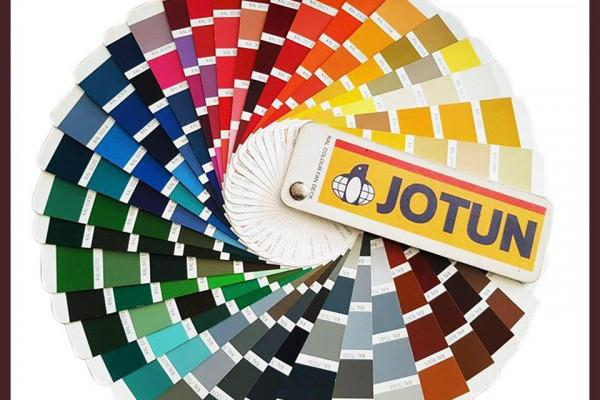 Bảng màu quốc tế sơn Jotun Ral