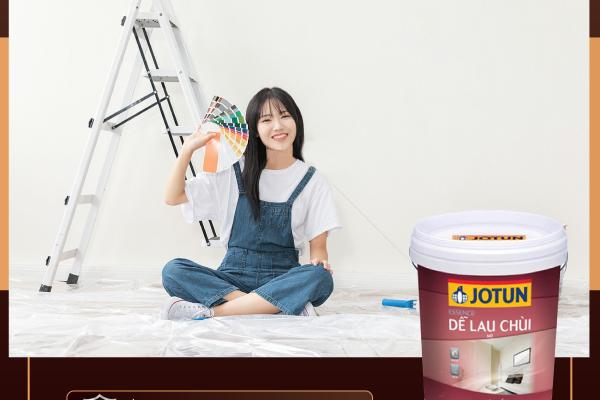 Quy trình thi công sơn nước chuẩn