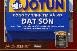 Đại lý sơn Jotun tại TPHCM