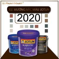 Ngỡ ngàng trước xu hướng màu sắc mới năm 2020 của JOTUN - PHẦN 1