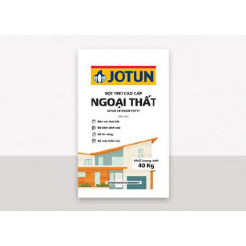 Bột trét tường ngoại thất Jotun Putty - xám 40kg