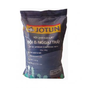 Bột trét tường nội ngoại thất Jotun Putty - TRẮNG 40kg