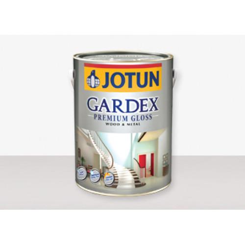 Sơn dầu Jotun cho gỗ và kim loại Gardex BÓNG Lon 2.5 Lít