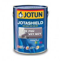 Sơn nước ngoại thất Jotun Jotashield Flex che phủ vết nứt lon 5L