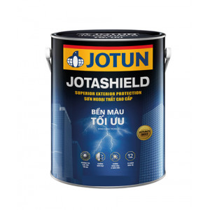 Sơn nước ngoại thất Jotun Jotashield Extreme Bền Màu Tối Ưu Lon 5L
