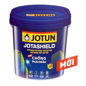 Sơn nước ngoại thất Jotun Jotashield Chống phai màu MỚI Lon 1L