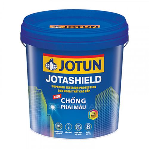 Sơn nước ngoại thất Jotun Jotashield chống phai màu mới thùng 17L