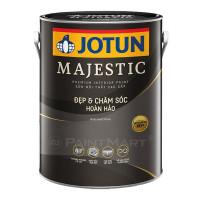 Sơn nội thất Jotun Majestic đẹp và chăm sóc hoàn hảo bóng 1 Lít