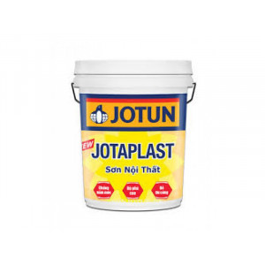 Sơn nước nội thất kinh tế Jotun Jotaplast 5L